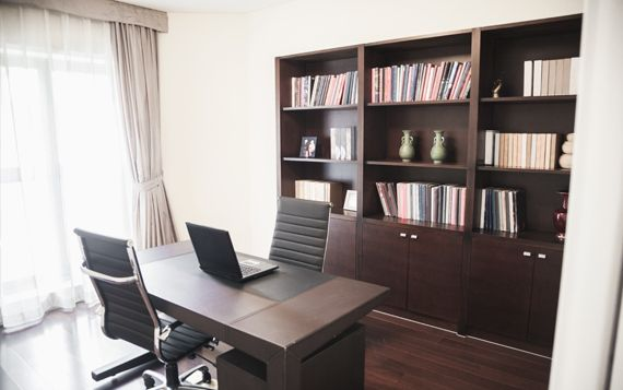 Home Office / Library